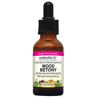 Eclectic Institute Inc Wood Betony, 2 Oz