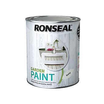 Ronseal Garden Paint Daisy 750ml RSLGPD750