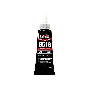 Bondloc B518 Flexible Gasket Sealant 50ml BONB51850