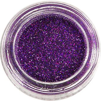 MoYou London Nail Art Glitter Pots - The Great Grape 15ml (690749)