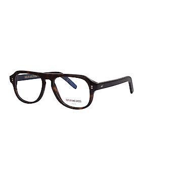 Cutler and Gross 0822V3 DT07 Dark Turtle 07 Glasses