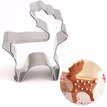 Creative din oțel inoxidabil Cookie Cutter, Tort Biscuit coacere Mold Tool