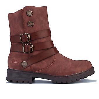 Women's Blowfish Malibu Radiki Boots in Brown