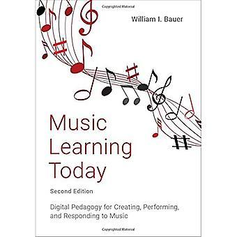 Muziek leren vandaag