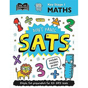 Key Stage 1 Maths: Don't Panic SATs (Help With Homework)