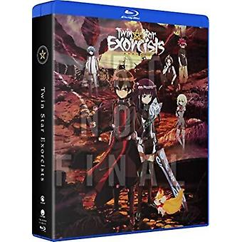 Twin Star Exorcists: Complete Series [Blu-ray] USA import