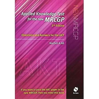 Applied Knowledge Test: For the Mrcgp