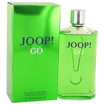Joop go eau de toilette spray by joop! 528998 200 ml