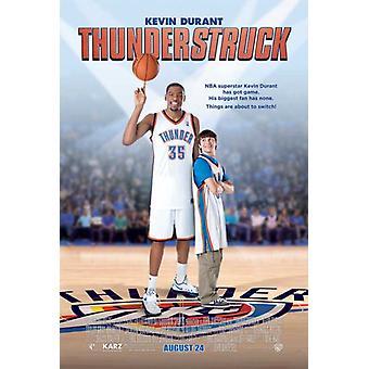 Thunderstruck Movie Poster (11 x 17)