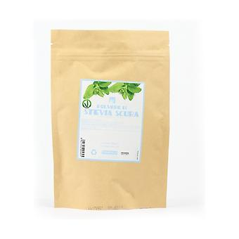 Dunkles Stevia-Pulver None