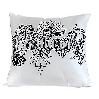 Bollocks Pillow Cover