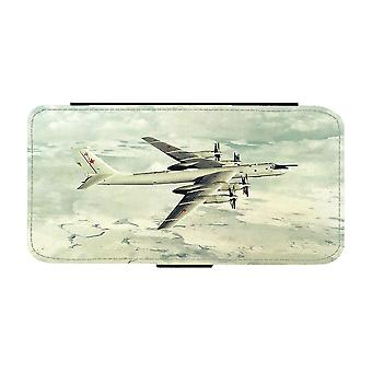 Tu-95 Strategic Bomber iPhone 12 Pro Max Wallet Case