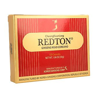 Redton Ginseng Red None