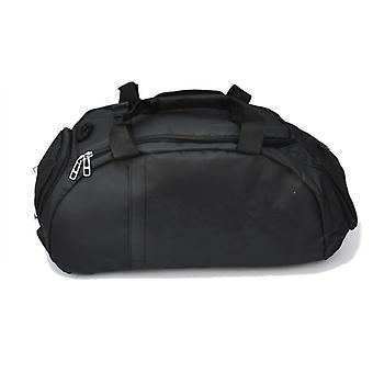 الرجال الرياضة جيم حقيبة اللياقة البدنية حقيبة يد السفر في الهواء الطلق حقيبة مع مساحة منفصلة