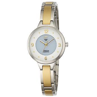 Ladies Watch Ett Eco Tech Time ELT-12046-11M, Quartz, 28mm, 5ATM