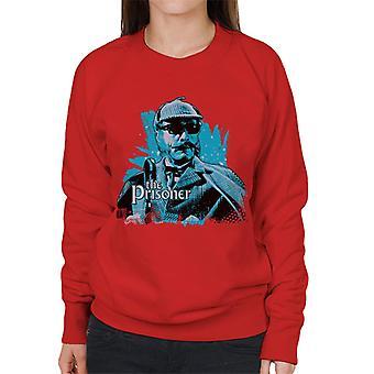 The Prisoner Number 113 Women's Sweatshirt