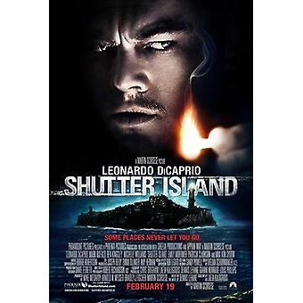 Shutter Island - stil F film plakat (11 x 17)