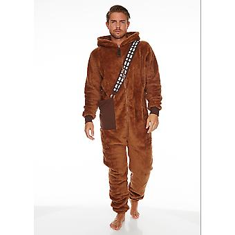 Yıldız Savaşları Chewbacca Yetişkin Erkek Tulumu