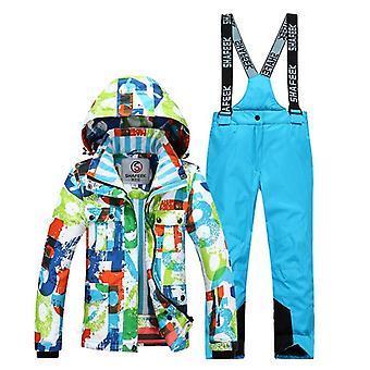 Combinaison de ski pour enfants de haute qualité