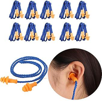 Ear Plugs Ears Protector Reusable Hearing