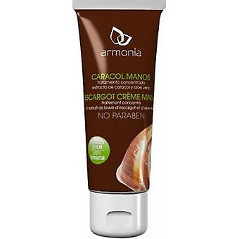 Armonía Hand Cream Helix Active Nourishes And Protects 75 ml