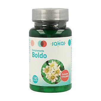 Boldo 100 tabletter