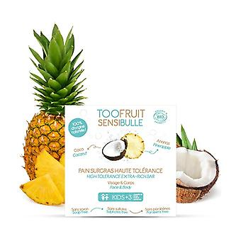 Sensibulle Dermatological Pain Pineapple Coconut 85 g