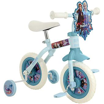 Disney Frozen 2in1 10inch Bike de treinamento
