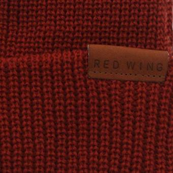 Red Wing - Hat - Beanie - One Size Red