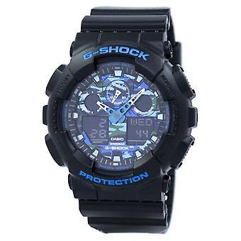 Casio G-shokki AnalogInen Digitaalinen Ga-100cb-1a Ga100cb-1a Men's Watch