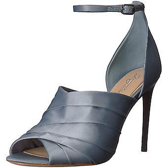 Vince Camuto Womens Imagine Peep Toe Ankle Strap Classic Pumps