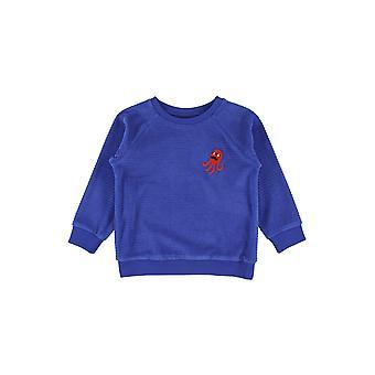 Lily Balou Boys Sweater Jesse Dazzling Blue