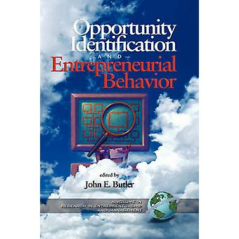 Opportunity Identificatiion Entreneurial Behavior - 9781593112431 Book