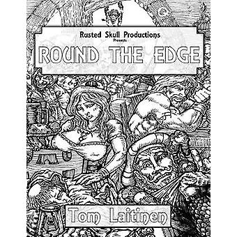 Round the Edge by Tom Laitinen - 9781941901274 Book