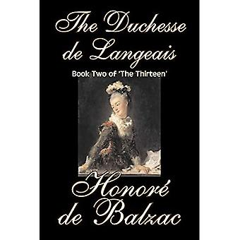 Duchesse de Langeais Book Two of the Thi