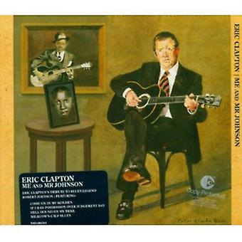 Eric Clapton - Me & Mr. Johnson [CD] USA import