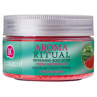 Dermacol  Aroma Ritual Body Scrub Fresh Watermelon