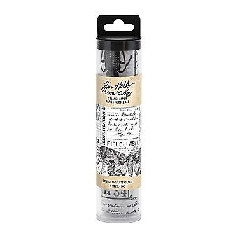 Idea-ology Tim Holtz Collage Paper Entomology