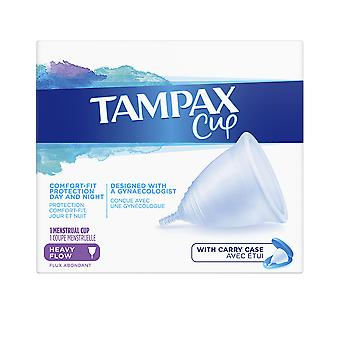 Tampax Tampax Copa Flujo Menstruations-Abundante 1 Pz Für Frauen