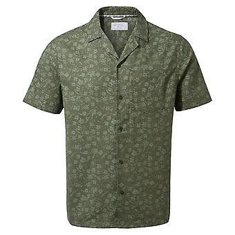 Craghoppers Mens Pasport Short Sleeve Walking Shirt