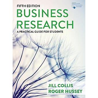 Business Research A Practical Guide for Students