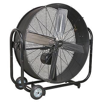 Actionnement par courroie 42 Sealey Hvd42B industrielle haute vélocité tambour ventilateur 230V