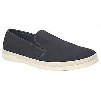 Route 21 Dakota Mens Slip On Shoes Navy