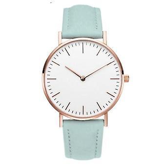 Bracelet Watches, Women Stainless Steel Mesh Belt Watch, Quartz Clock, Ladies