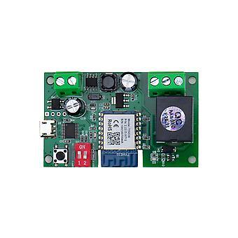 PNI SafeHome PT180LV WiFi akıllı röle, 10A, garaj kapısı kontrolü, motorlu internet kapıları, Tuya Smart mobil uygulaması, senaryolarda entegrasyon ve w uyumlu diğer ürünlerle akıllı otomasyon