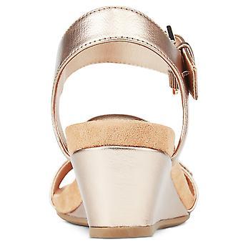 Giani Bernini Womens Bryana Memory Foam Wedge Sandals