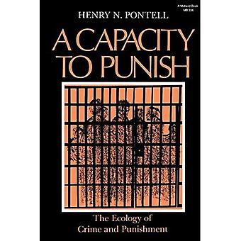 Capacity to Punish: The Ecology of Crime and Punishment