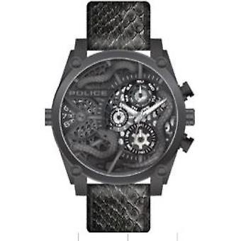 الشرطة ساعة يد الرجال VIGOR PEWJF2110401