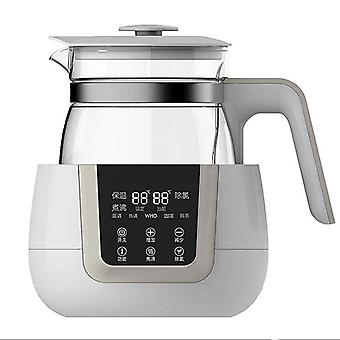 Thermostat Electric Kettle, Smart Lcd Panel, Infant Milk Powder, Brewing