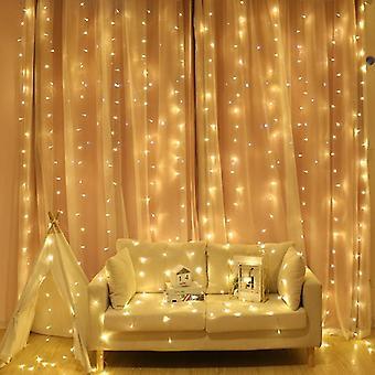 Wedding Led String Fairy Icicle Garland Light